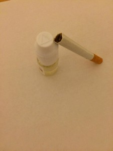 E-Zigarette vs. Tabak