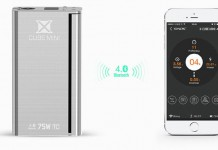 X-Cube Mini via Bluetooth