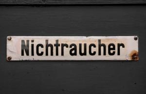 Nichraucher