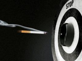 Rauchen Stopp