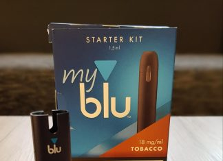 myblu Starter Kit im Detail